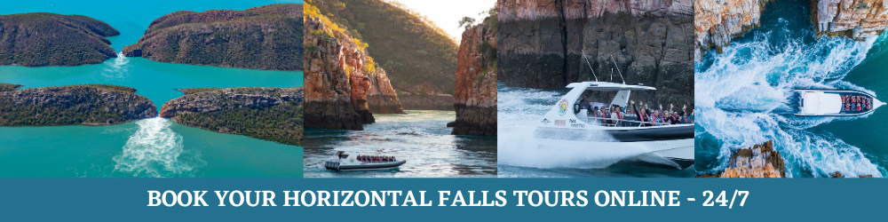 Book your 2021 Horitzontal Falls Tours and Experiences with Visit Broome