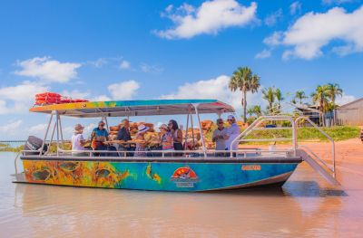 Broome boat tour 4