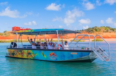 Broome boat tour 8