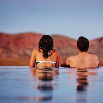 Lake Argyle Resort, near Kununurra