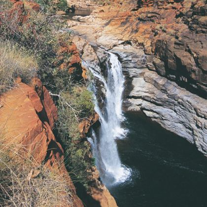 Lennard Gorge, in King Leopold Range Conservation Park