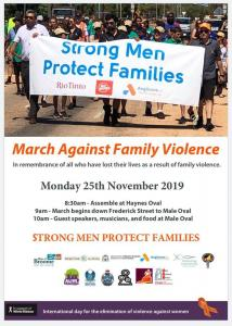 March Against Family Violence