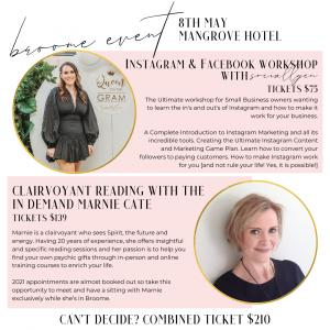 Small Business Event with Socially Em and Marnie Cate