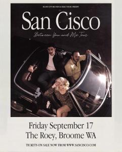 San Cisco | The Roey