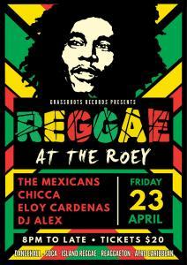 Reggae at the Roey