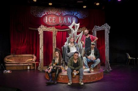 The Shire of Broome & Yirra Yaakin Theatre Company's - Ice Land: A Hip h'Opera