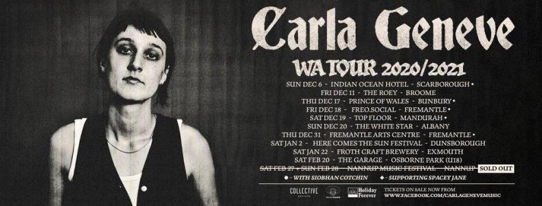 Carla Geneve - The Roey, Broome