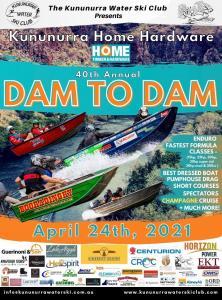 40th annual Dam to Dam (Kununurra) 24th April