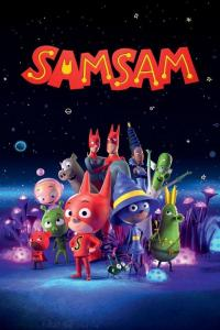 SamSam - Kids Movie day at Broome Civic Centre (10am)
