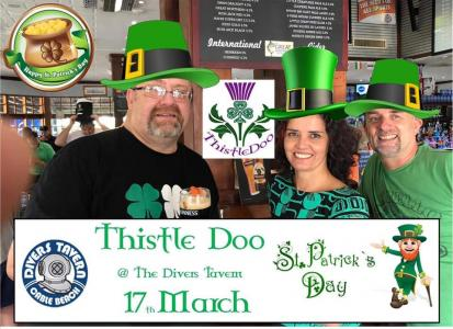 St Patrick's Day At Divers Tavern