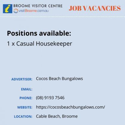 Bvc jobs board cocos 1