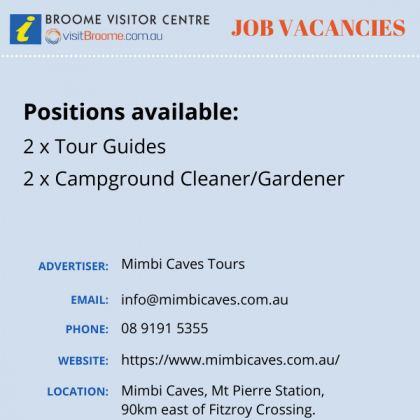 Bvc jobs board mimbi