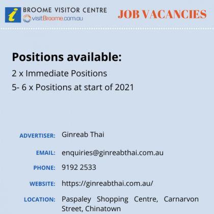 Bvc jobs board ginreab