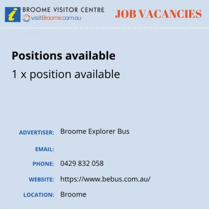 Bvc jobs board bebus