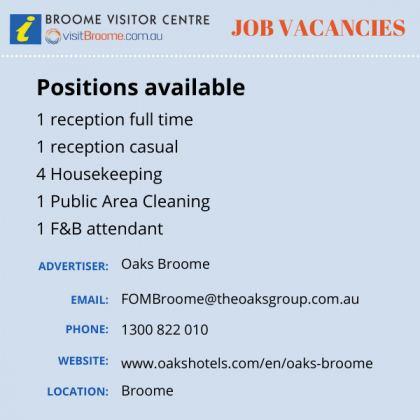 Bvc jobs board oaksbroome